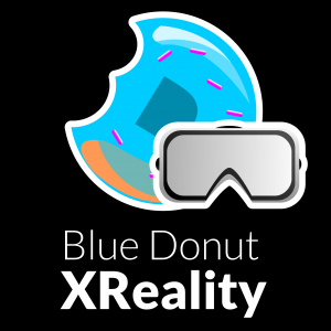 Blue Donut Studios created content and AR, VR and hybrid.
