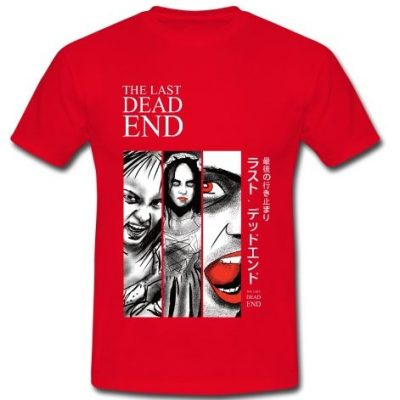 Le dernier t-shirt Comic Dead Dead End