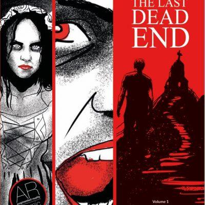 Le dernier Dead End AR Horror Comic