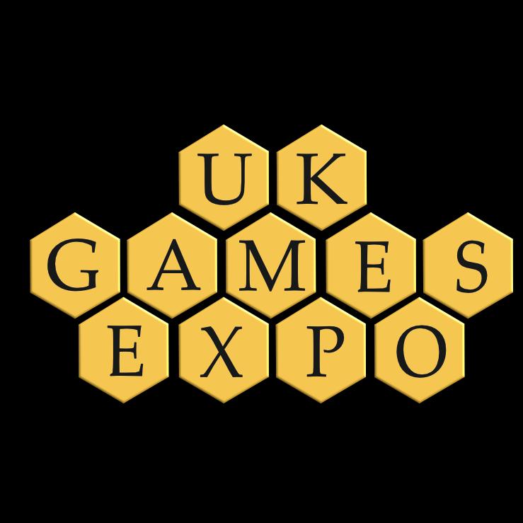 UK Games Expo Hall 2 Stand B-26