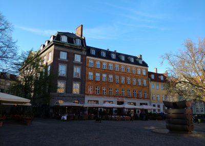 Heroes Comic Con Copenhaged 2018 - Restaurant Copenhagen