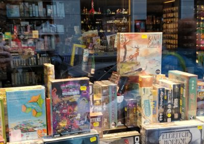 Heroes Comic Con Copenhagen 2018 - Games Shop