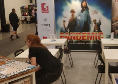 Heroes Comic Con Copenhagen 2018 - Playing Games
