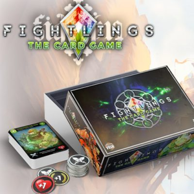 Fightlings the Card Game